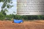 San phẳng mộ vợ vua Tự Đức làm bãi đậu xe: Bất ngờ với báo cáo của UBND thành phố Huế