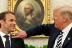 Ông Trump từng đề nghị Tổng thống Macron rút khỏi Liên minh châu Âu?