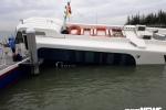 Tàu cao tốc gặp nạn ở Cần Giờ: Hành khách không được hướng dẫn mặc áo phao