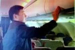 Hành khách Trung Quốc liên tiếp trộm đồ trên máy bay