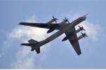 Mỹ điều máy bay chiến đấu đánh chặn 'Gấu Nga' Tu-95 gần Alaska