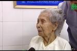 Hà Nội: Cụ bà phẫu thuật háng ở tuổi 103
