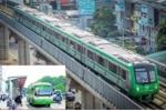 Đường sắt trên cao Cát Linh – Hà Đông được kết nối với hệ thống xe buýt thế nào?