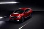 Honda giới thiệu CR-V 2018 sử dụng công nghệ hybrid