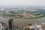 Điểm danh hàng loạt dự án tỷ 'đô' đang đầu tư ở khu đô thị mới Thủ Thiêm