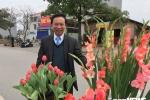 """Hoa công nghệ cao """"made in Vietnam"""" phục vụ nhu cầu khách hàng dịp Tết nguyên đán"""