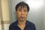 Cảnh sát bắt người đàn ông dùng dao lam rạch túi trộm tiền