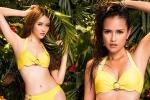 Thí sinh Hoa hậu Siêu quốc gia Việt Nam 2018 khoe hình thể nóng bỏng với bikini