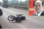 Lái xe máy tông chết Trung tá CSGT trên cao tốc: Phải truy tố tội 'Giết người'