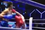 Video: Xem túy quyền được dùng hiệu quả trên sàn đấu boxing