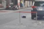Phát hiện thi thể thai nhi bốc mùi trong vali ở Sài Gòn