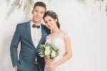 Ảnh cưới đẹp như mơ của hoa khôi Đại học Vinh và cầu thủ Quế Ngọc Hải