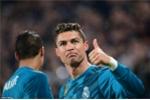 Chưa đạt phong độ tốt nhất, Ronaldo vẫn khiến Buffon cúi mình