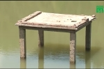 Mực nước nhiều sông hồ ở Hà Nội vượt ngưỡng thiết kế