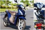 Mỗi tháng, Honda Việt Nam bán được 37.500 xe máy Vision