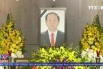 Video: Lễ truy điệu Chủ tịch nước tại quê nhà Ninh Bình