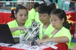 Ngày hội Robothon tại TP.HCM