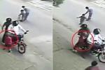Video: Những pha bắt cóc trẻ em manh động rợn người ở Trung Quốc