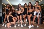 Đột kích giờ tập thể hình của các mỹ nữ võ đài xứ Hàn