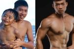 9X tiết lộ bí quyết tăng 18 kg vẫn sở hữu cơ bụng 6 múi