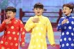 Video: Con trai Xuân Bắc gây bất ngờ khi làm quan nhí trong 'Táo quân 2018'