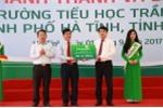 Vietcombank khánh thành và bàn giao nhiều trường học nhân dịp khai giảng năm học mới