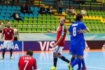 Futsal Thái Lan thắng trận thứ 2, hãnh diện qua vòng bảng World Cup