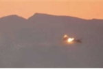 Khoảnh khắc trực thăng quân sự Nga bị IS bắn rơi