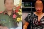Nghi án thiếu nữ bị đại uý công an đánh vì không đáp lại tình cảm: Công an TP Vinh lên tiếng