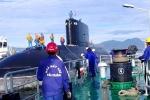Bên trong nhà máy sửa chữa tàu ngầm ở Cam Ranh