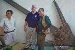 Chuyện 2 chiếc mỏ neo cổ giá hàng trăm nghìn USD được dân tặng Bảo tàng Hà Nội
