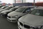 600 xe BMW phơi nắng tại cảng Sài Gòn không được thông quan và sẽ được trả về châu Âu