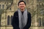 Du học sinh Việt điển trai nhận học bổng tiến sĩ gần 4 tỷ đồng