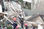 Sập nhà 4 tầng, vùi lấp nhiều người ở Hà Nội: Xác định nguyên nhân ban đầu