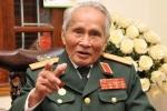 Trung tướng Nguyễn Quốc Thước: 'Lò nóng lên rồi nhưng chúng ta có dám đốt đến củi tươi?'