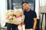 Được tặng quà, Đàm Thu Trang công khai nói lời yêu với Cường Đô la