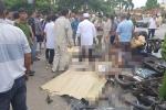 Xe tải lật đè chết người đứng xem tai nạn giao thông: Xác định danh tính 6 nạn nhân thiệt mạng