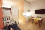 Giật mình với căn hộ chỉ rộng 18,5 m2 nhưng vô cùng tiện nghi