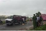 Hai xe khách tông nhau thảm khốc ở Tây Ninh, 6 người chết