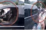 Người đàn ông nước ngoài bị nhóm thanh niên hành hung dã man sau va chạm giao thông