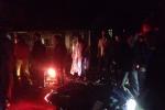 Hai xe máy đối đầu ở Huế, một người nguy kịch