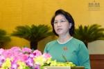 Chủ tịch Quốc hội kêu gọi đồng bào bình tĩnh, tin tưởng Quốc hội luôn lắng nghe dân trong các dự án luật