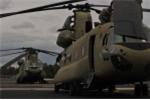 Ảnh: Lính Mỹ dùng phương tiện gì chống siêu bão?