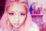 Hot girl 'màu hồng' nổi tiếng dân mạng