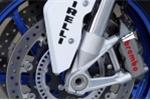 Ôm cua an toàn với hệ thống phanh ABS Pro