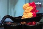 Cách làm kem nướng, kem tuyết