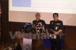 Họp báo về 4 nghi phạm Triều Tiên trong vụ ông Kim Jong-nam chết ở Malaysia