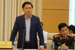 Bộ trưởng Giao thông: 'Tất cả những người mất bằng lái xe phải thi lại'