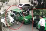 Đỗ xe ngang ngược, đánh lái xe taxi phun máu: Hé lộ nguyên nhân bất ngờ