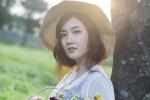 Ngắm hot girl Đại học Kiểm sát rạng ngời trong bộ ảnh đầu đông